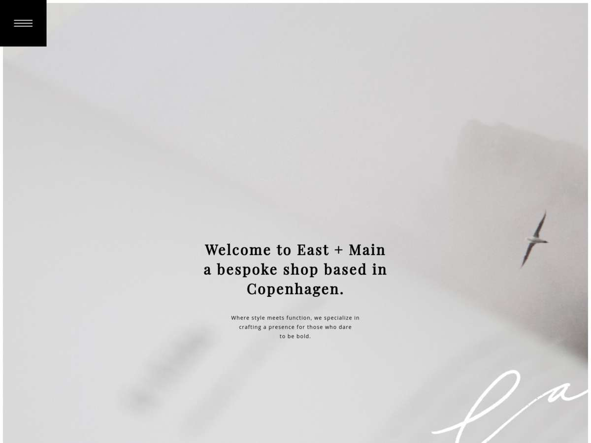 East + Main