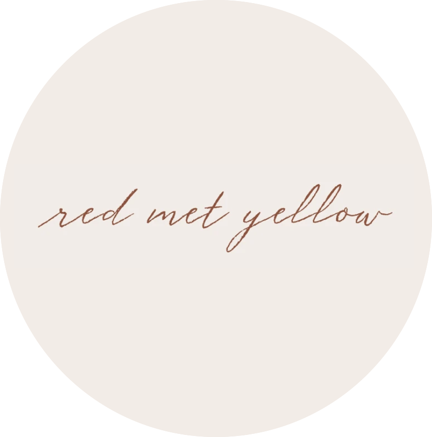 Red Met Yellow Creative logo