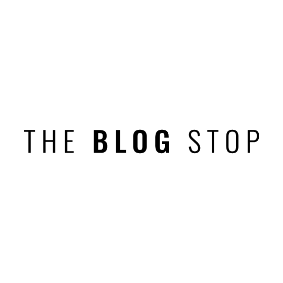 The Blog Stop Logo