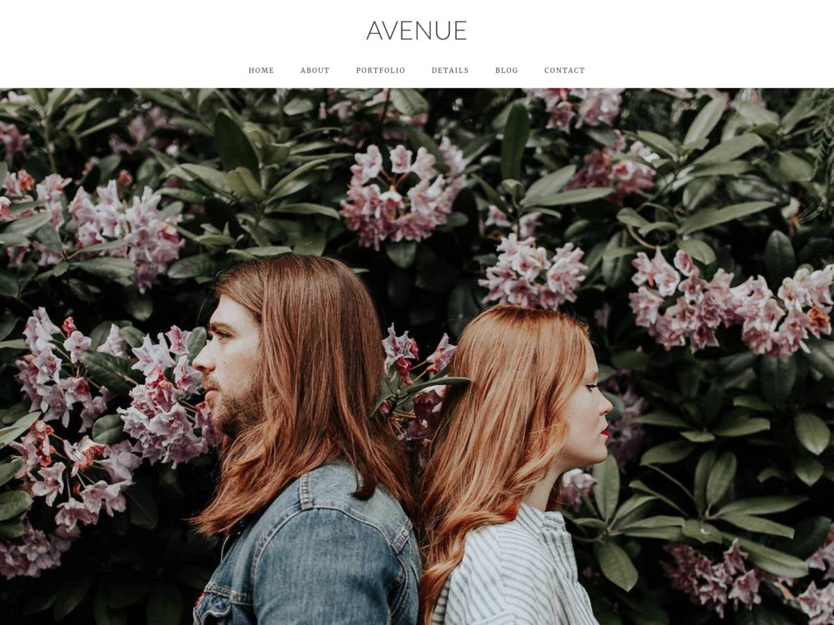 Avenue screenshot