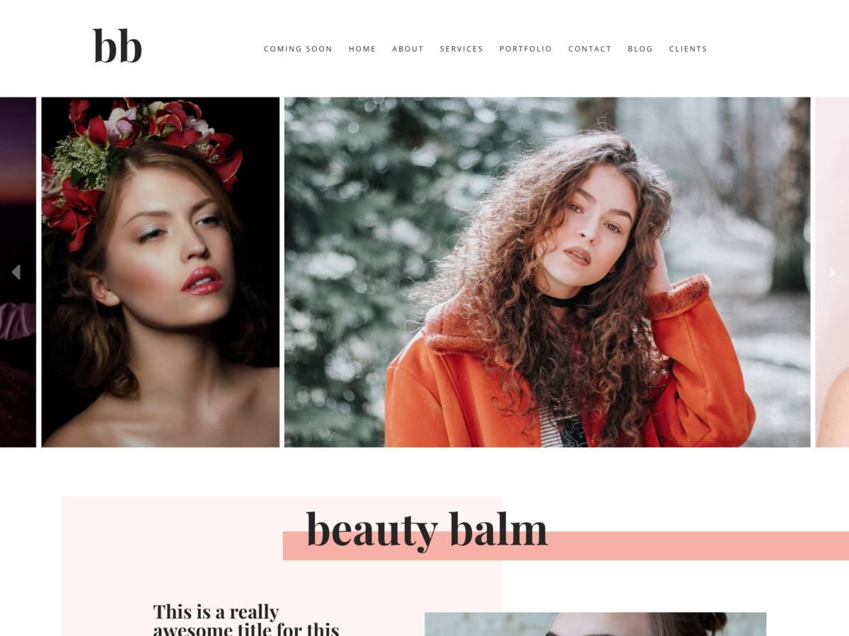Beauty Balm screenshot