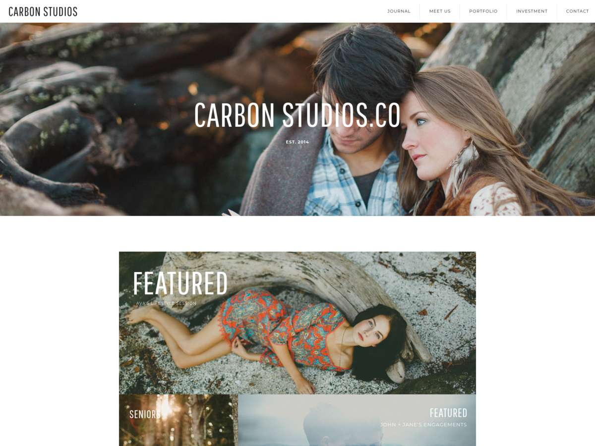 Carbon 6 screenshot