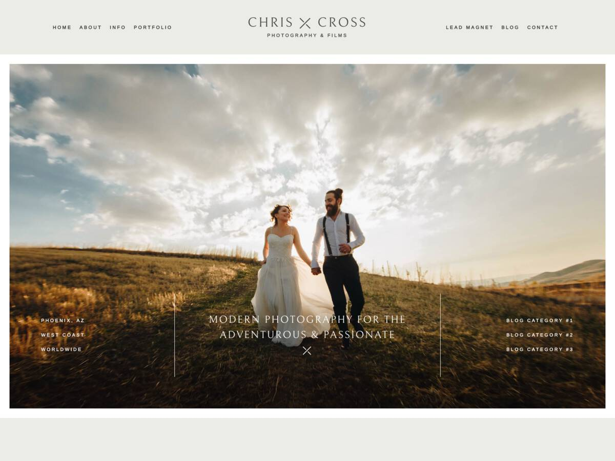 Chris Cross screenshot