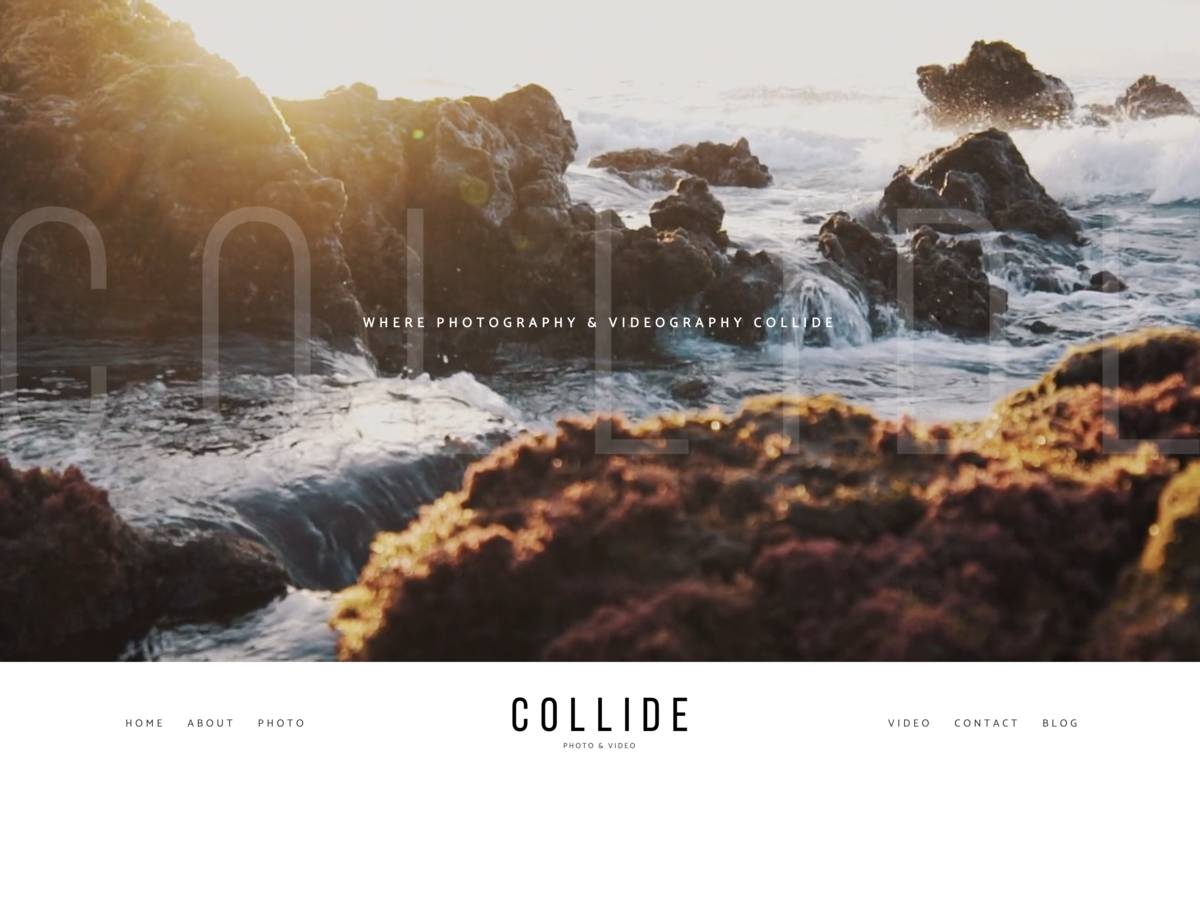 Collide screenshot