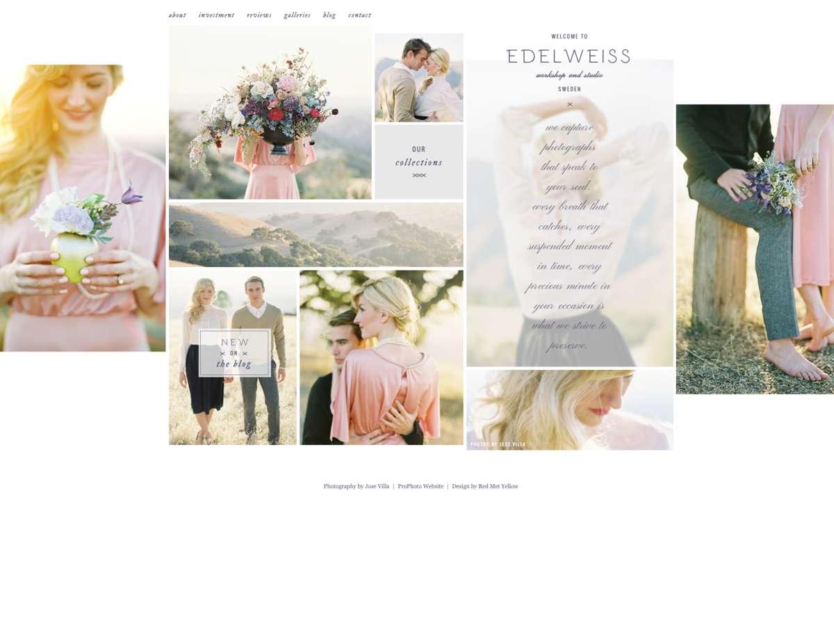 Edelweiss II screenshot