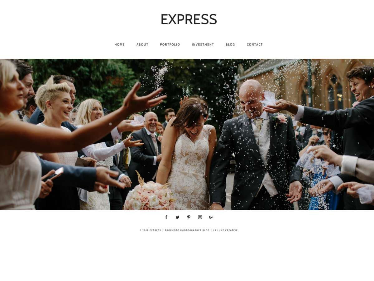 Express 6 screenshot