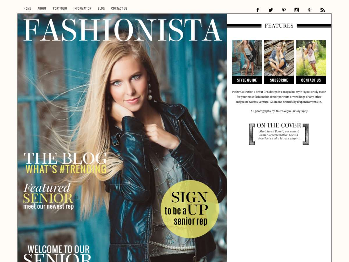 Fashionista 6 screenshot