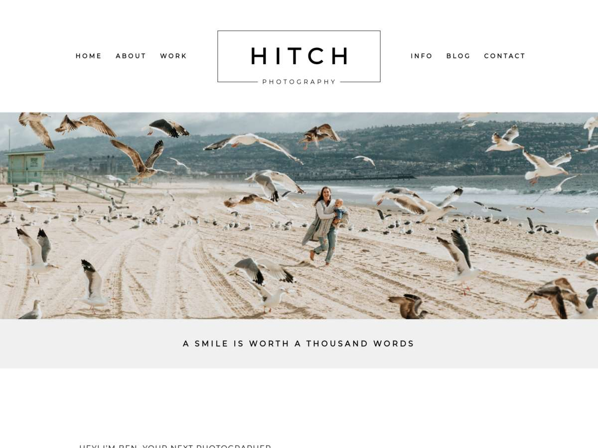 Hitch screenshot