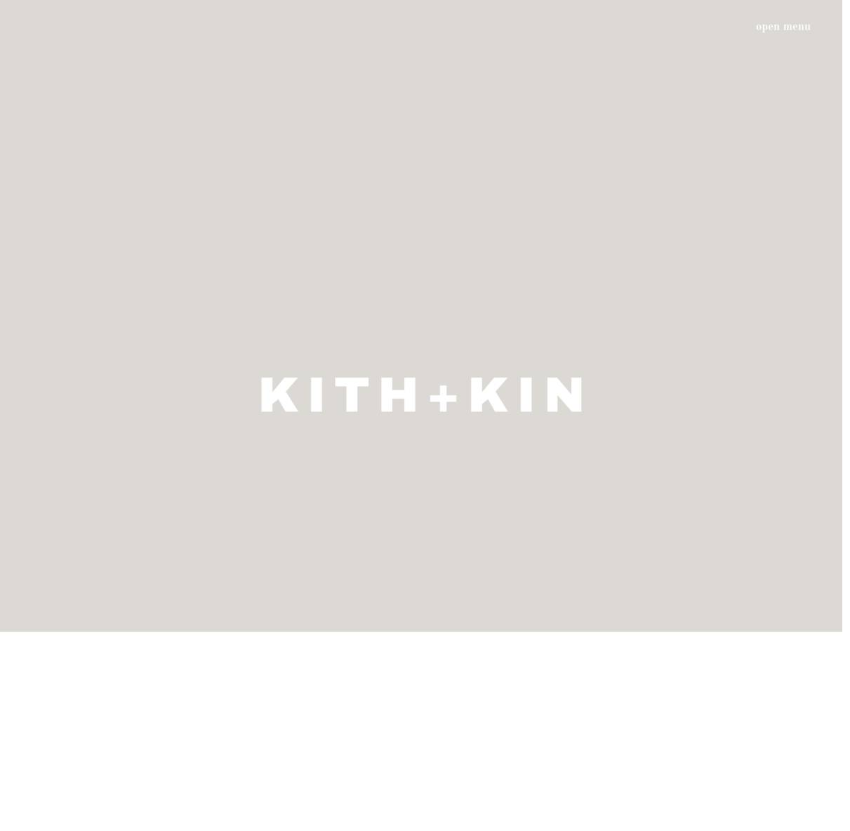 Kith + Kin screenshot