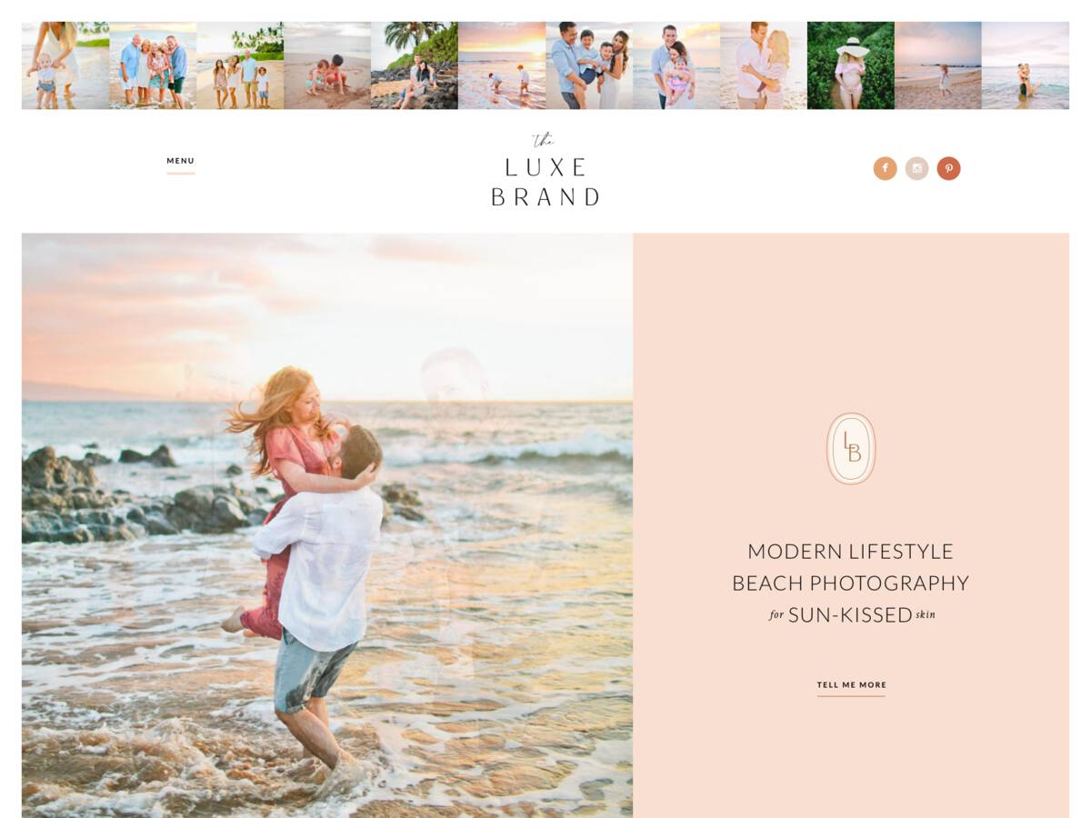 Luxe Brand Collective: Cheerful screenshot