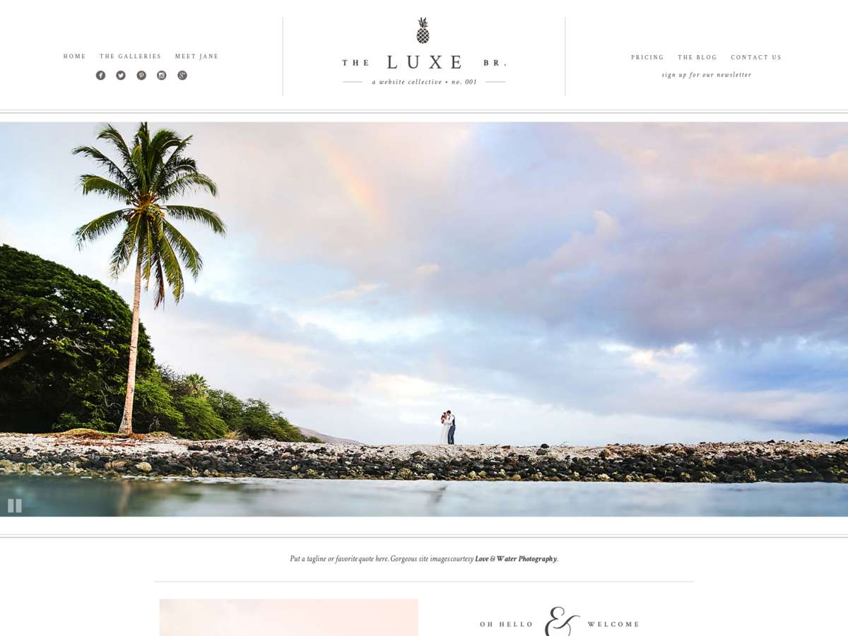 Luxe Brand Collective: No. 001 [Timeless] screenshot