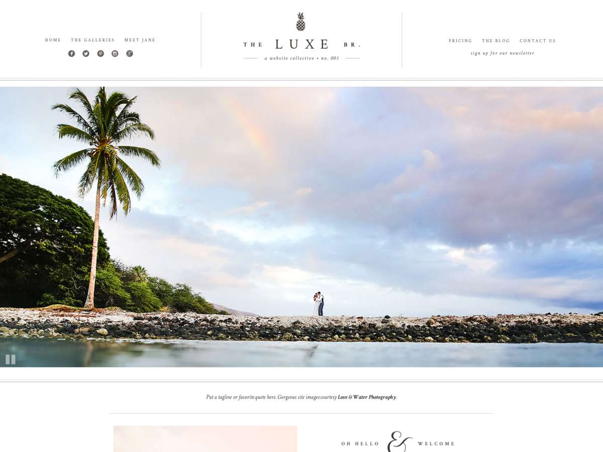 Luxe Brand Collective: Timeless screenshot