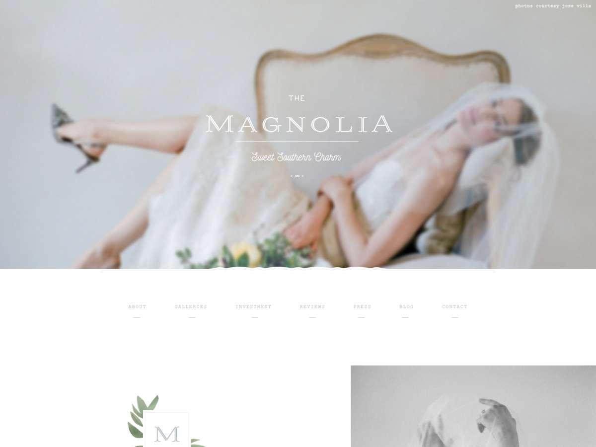 Magnolia screenshot