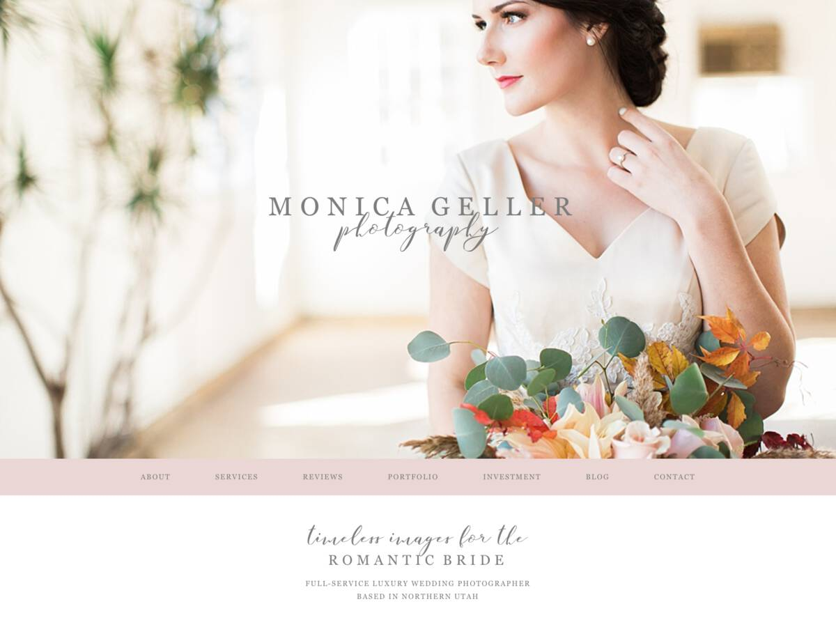 Monica screenshot