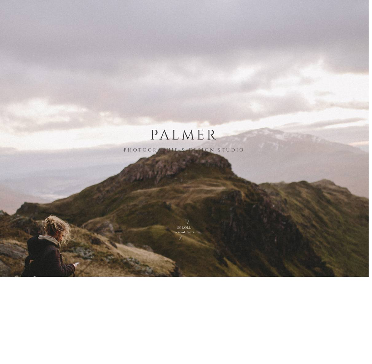 Palmer screenshot