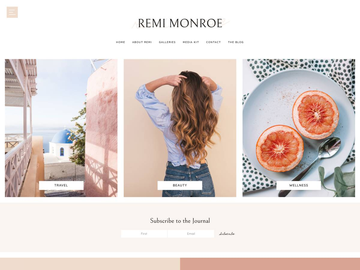 Remi Monroe screenshot