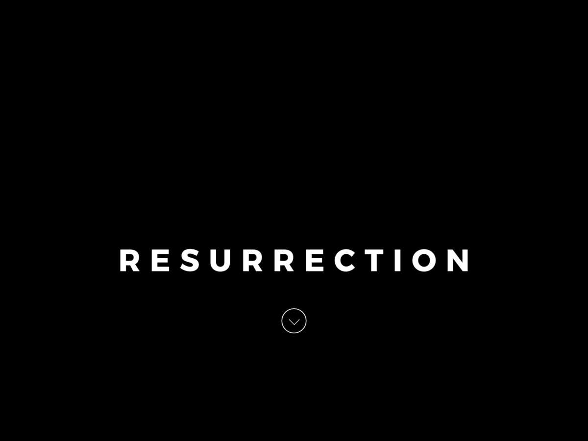 Resurrection screenshot