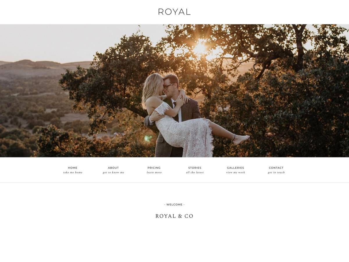 Royal screenshot