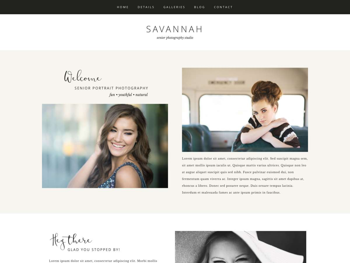Savannah screenshot