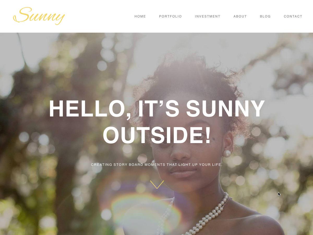 Sunny screenshot