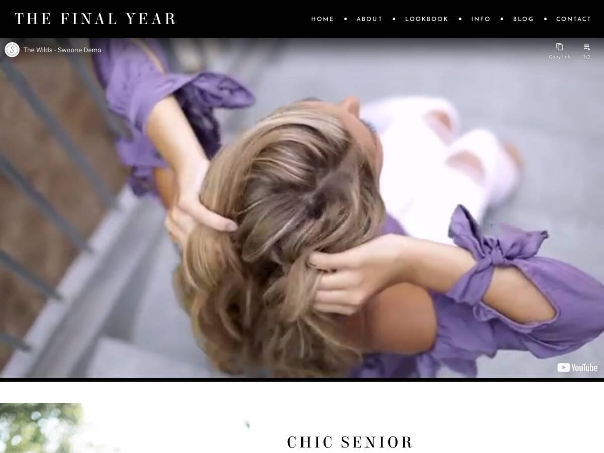 The Final Year screenshot