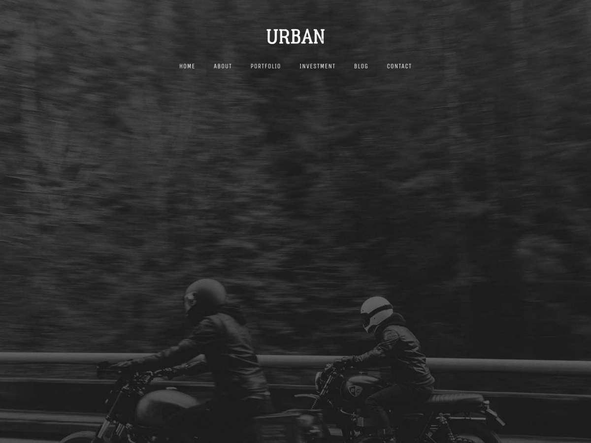 Urban screenshot
