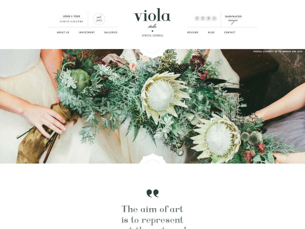 Viola II screenshot