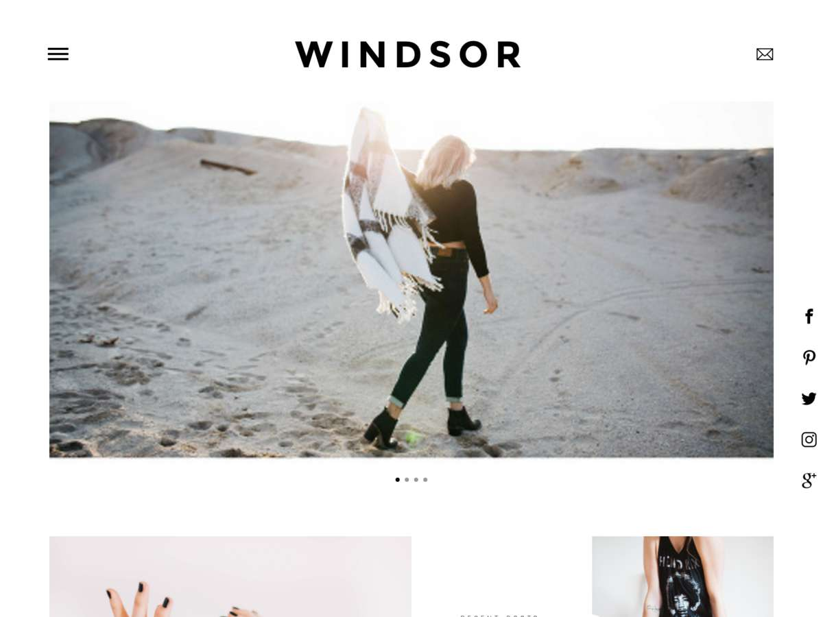 Windsor screenshot